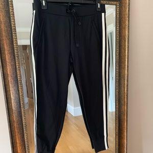Athleta jogger track pants